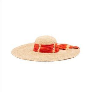 Flora Bella Portia Crochet Raffia Hat